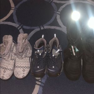 Other - Winter boots and hiking package